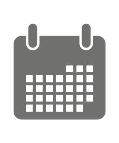 Equipamentos calendários